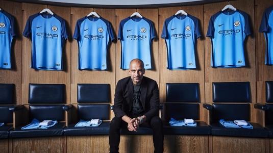 Manchester City renunţă la Nike pentru a semna cel mai mare contract de sponsorizare din istoria clubului
