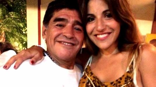 """Cerere ŞOCANTĂ a lui Maradona. Vrea să-şi aresteze propria fiică: """"Vouă vi se pare normal ce mi-a făcut?"""""""