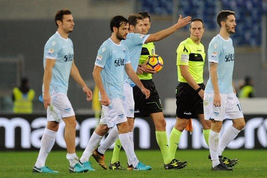 La primul meci după ce a aflat că va da peste FCSB, Lazio s-a făcut de râs în faţa propriilor fani. Înfrângere la scor cu o echipă aflată la jumătatea clasamentului