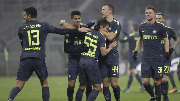VIDEO | Rezultat ruşinos pentru Inter. Cu toate vedetele în teren, liderul din Serie A s-a chinuit cu o echipă din ligile inferioare în Cupa Italiei
