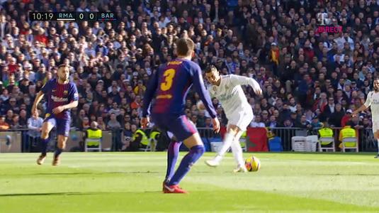 VIDEO   Nu te-ai aştepta la aşa ceva din partea lui. 80 de mii de fani au râs de Cristiano Ronaldo. Luft incredibil al starului portughez