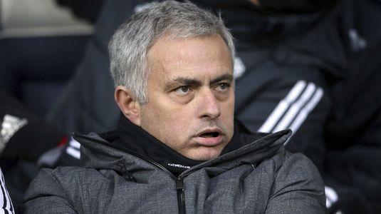 """Mourinho a izbucnit după ce a fost egalat în ultima fază: """"Nu suntem favorizaţi ca alte echipe"""""""
