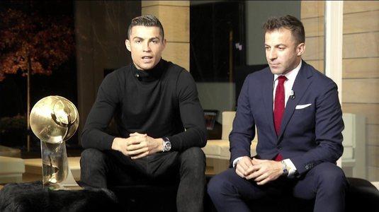 Cristiano Ronaldo încheie anul 2017 cu un alt trofeu important cucerit. Ce distincţie a primit starul portughez