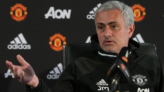 """Jose Mourinho a răbufnit din nou la conferinţa de presă: """"Nişte gunoaie"""""""