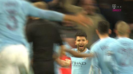 VIDEO | City s-a distrat cu Burnley în repriza a doua, după ce a fost condusă cu 1-0 la pauză!