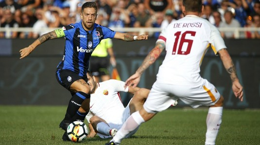 Surpriză uriaşă în Serie A. Înfrângere surprinzătoare pentru Roma, care îşi poate lua gândul de la titlu