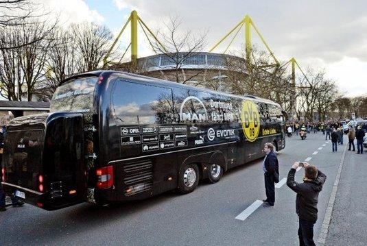 Un cetăţean ruso-german a recunoscut comiterea atacului asupra autocarului echipei Borussia Dortmund