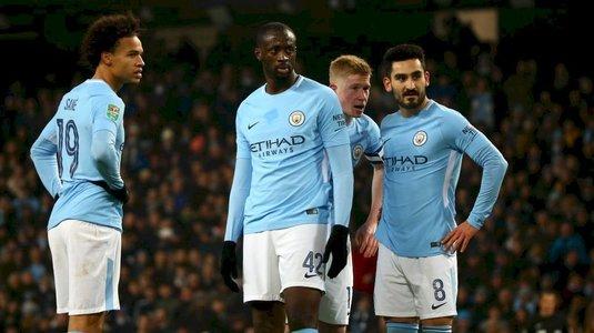 Manchester City a învins-o în prelungiri pe Bristol în manşa tur a semifinalelor Cupei Ligii Angliei