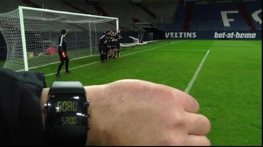 Liga franceză vrea rezilierea contractului cu Goal Control, compania care a realizat tehnologia pe linia porţii