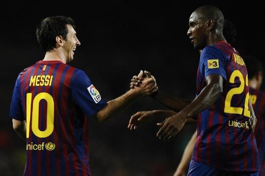 Abidal revine cu detalii în cazul care a stârnit controverse în lumea fotbalului. Ce i-a spus Messi când l-a văzut bolnav