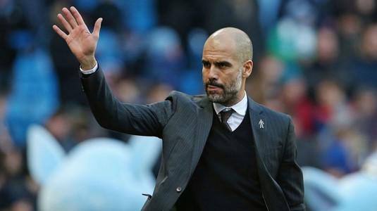 Pep Guardiola a mai cucerit un premiu. Ce record a doborât managerul lui Manchester City