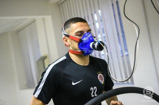 FOTO | Nicolae Stanciu a făcut vizita medicală cu Sparta Praga. Câţi bani a primit Anderlecht în schimbul transferului