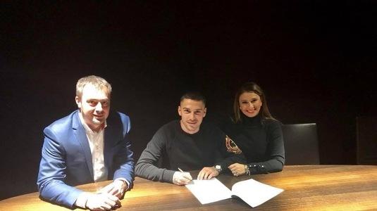 UPDATE | Stanciu a semnat oficial cu Sparta Praga. Avem primele imagini! Ce număr va purta
