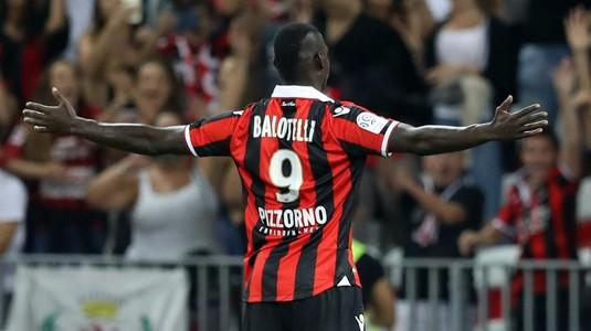 Transfer de senzaţie! Balotelli nu mai vrea să rămână la Nice şi s-a înţeles cu una din cele mai mari echipe din Europa!