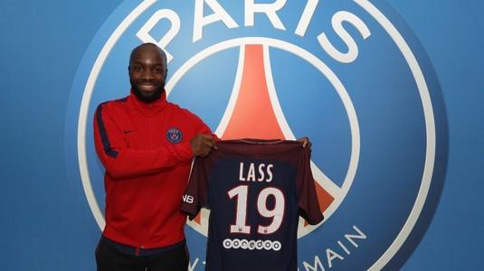 VIDEO | PSG şi-a prezentat cea mai mare surpriză de pe piaţa transferurilor. Pe ce perioadă a semnat Lassana Diarra