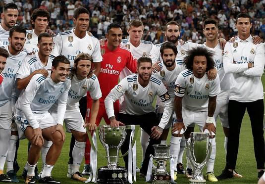 Record incredibil deţinut de Real Madrid. De când n-a mai pierdut campioana Europei un meci în grupele Ligii Campionilor