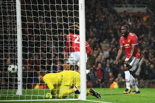 Man.United - Basel 3-0 | Început în forţă pentru Mourinho