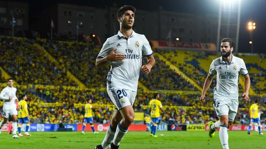Accidentare stupidă pentru Asensio! Cel mai în formă jucător al Realului ratează debutul în Ligă