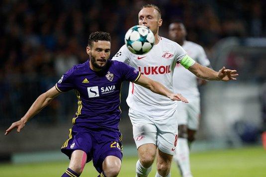 VIDEO Maribor - Spartak 1-1, în grupa E din UCL