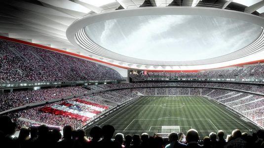Regele Felipe al VI-lea vine la inaugurarea noului stadion al lui Atletico Madrid