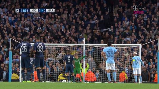 VIDEO | Seară magică în Champions League, cu 31 de goluri şi surprize mari! City a răpus-o pe Napoli. Real n-a putut trece de Spurs. Liverpool, show total: 7-0 cu Maribor