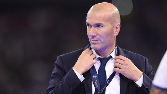 Veste bună pentru Zidane înainte de meciul cu Tottenham! Revenire în primul 11