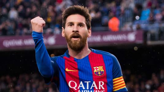 VIDEO | Ce BIJUTERIE marchează Messi în poarta grecilor. Golul 100 în cupele europe!