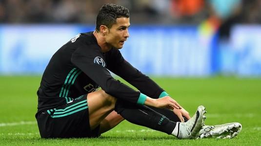 Singura consolare pentru Real Madrid. Măcar atât. Ce performanţe a mai reuşit Cristiano Ronaldo