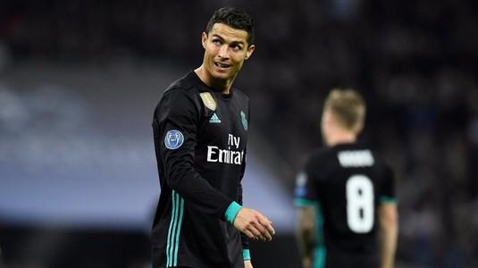 """Discurs dur al lui Cristiano Ronaldo: """"Căutaţi pe Google câte goluri am dat. De ce i-am vândut pe James, Pepe şi Morata?"""""""