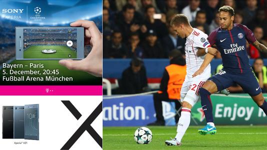 CONCURS | Ghiceşte rezultatele etapei din Champions League şi câştigă bilete la super meciul Bayern Munchen - PSG