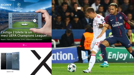 A ghicit scorurile din Liga Campionilor şi vede LIVE super meciul Bayern - PSG! Câte rezultate corecte a indicat câştigătorul biletelor pentru partida de pe Allianz Arena