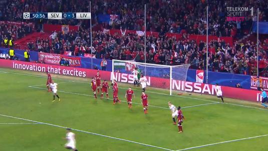 VIDEO Liga Campionilor | Sevilla revine INCREDIBIL de la 0-3! Real, 6 goluri în Cipru!