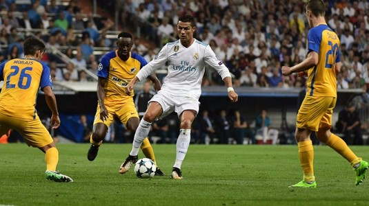 VIDEO   Real Madrid a ZDROBIT-O pe APOEL şi e gata de optimile Ligii Campionilor!