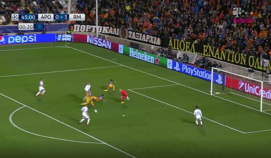 VIDEO   Şi-a ameţit trei adversari din două mişcări. Fază superbă făcută de Ronaldo