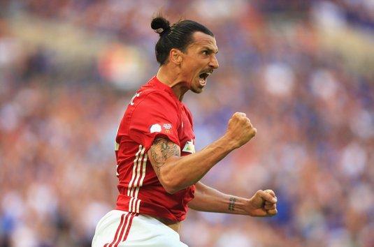 Vânătorul de recorduri s-a întors! Zlatan revine în Liga Campionilor după 18 luni. Ce borne îi stau în cale