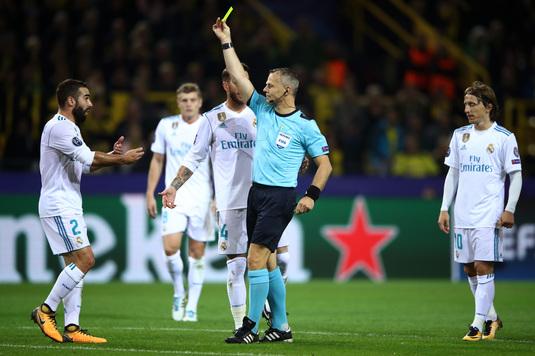 """A luat Carvajal """"galben"""" intenţionat cu APOEL? UEFA s-a sesizat! Ce riscă fundaşul după victoria cu 6-0 a Realului"""