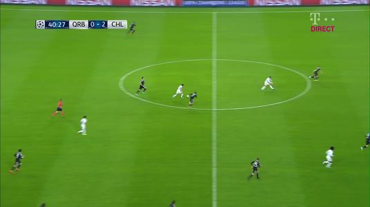 VIDEO   Nici la FIFA18 nu-ţi ieşea aşa ceva! Ce cursă nebună a reuşit Pedro şi cum l-au oprit fotbaliştii de la Qarabag
