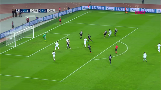 VIDEO   Cel mai uşor penalty pe care Chelsea l-a primit vreodată! Jucătorii nici măcar n-au ştiut ce s-a fluierat