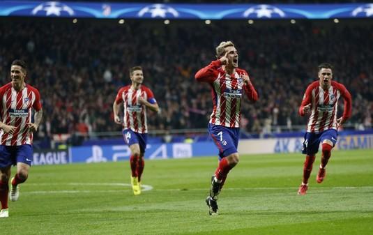 VIDEO REZUMATE   Meciuri senzaţionale în Liga Campionilor! Golul anului pentru Griezmann, show la Paris, surpriză uriaşă la Basel! Aici ai toate reuşitele şi fazele importante de miercuri