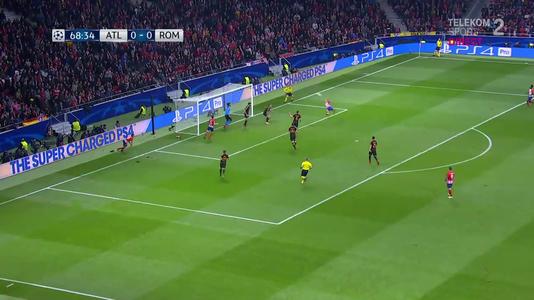 VIDEO | Griezmann, gol de pe altă PLANETĂ! Execuţie minunată reuşită de starul lui Atletico Madrid