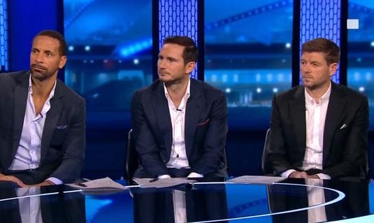 """VIDEO   Lineker: """"Gerrard, cine a câştigat Liga Campionilor în 2006?"""" Sevie G n-a ştiut răspunsul, dar s-a salvat cu o replică genială :)"""