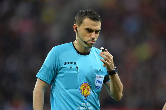 Ovidiu Haţegan va arbitra partida dintre Maribor şi Sevilla, din Liga Campionilor!