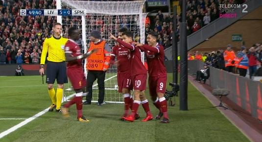 VIDEO   Seară MAGICĂ în Liga Campionilor cu 33 de goluri. Liverpool, performera serii!
