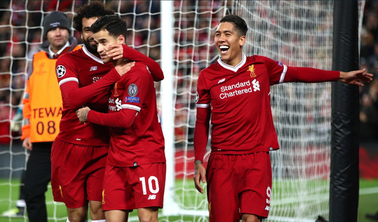 VIDEO REZUMATE   Liverpool a făcut scorul serii, 7-0 cu Spartak. Napoli merge în Europa League. Toate golurile, clasamentele şi echipele care s-au calificat
