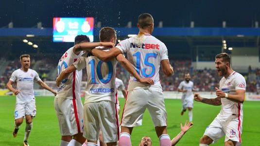 UEFA Europa League | FCSB - Plzen se vede pe Telekom Sport 1. Mai poţi urmări alte 14 meciuri LIVE!