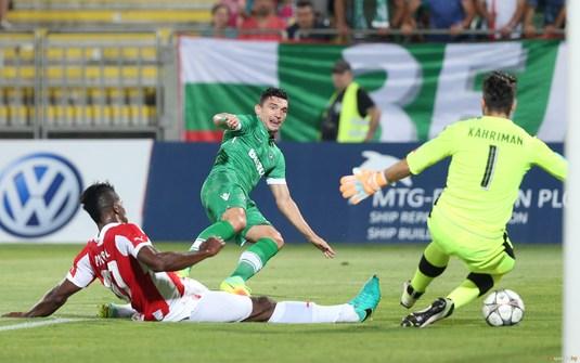 Roş-albaştrii nu sunt singurii romani în Europa League I Alţi cinci conaţionali intră azi în competiţie