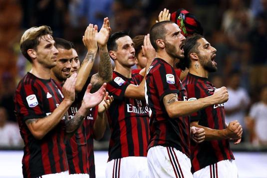 VIDEO | AC Milan, în vacanţă la Viena. Meci cu şase goluri. Hattrick Andre Silva!
