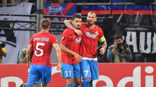 VIDEO | TOP 8 cele mai frumoase goluri din prima etapă de Europa League. Budescu şi-a făcut loc în clasament