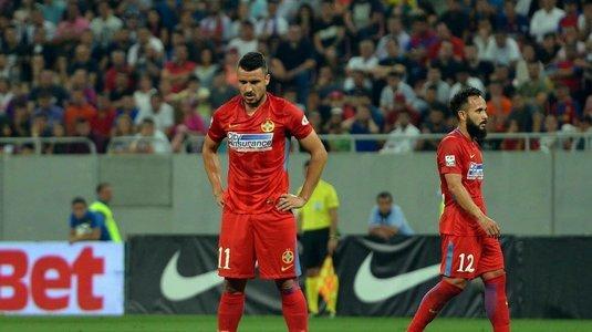 UEFA a amendat-o din nou pe FCSB! Ce sumă va trebui să scoată din buzunar patronul FCSB!
