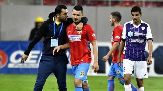 """Dică speră la o nouă semifinală în Europa League: """"Am capacitatea să fac asta"""""""